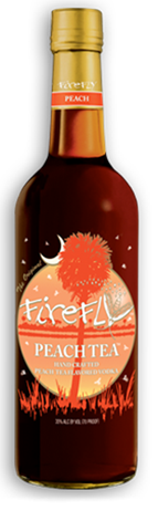 Firefly Vodka Peach Tea